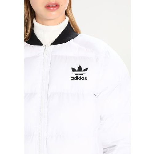 adidas Originals Kurtka zimowa white