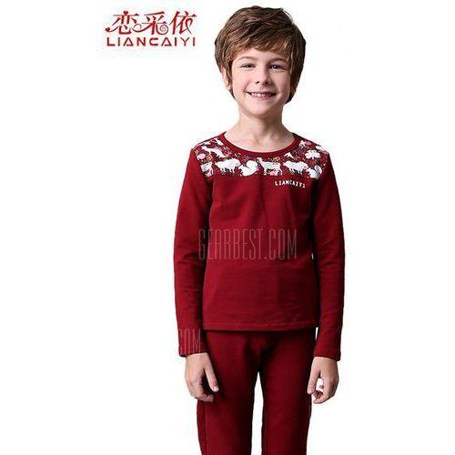 Liancaiyi Long Sleeve Printed Boy Suit - sprawdź w wybranym sklepie