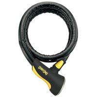 Onguard Rottweiler 8024 Zapięcie kablowe 120 cm czarny Linki rowerowe (7290001280249)