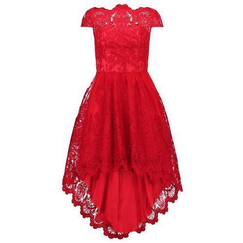 Chi Chi London ASTRID Suknia balowa red (5053190025181)