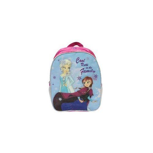 Eurocom Plecak dziecięcy 3d kraina lodu cool runs - mst toys