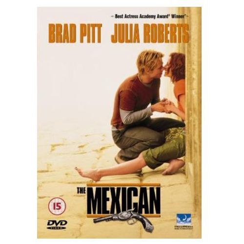 Dvd video Mexican (the mexican) (5903570152818)