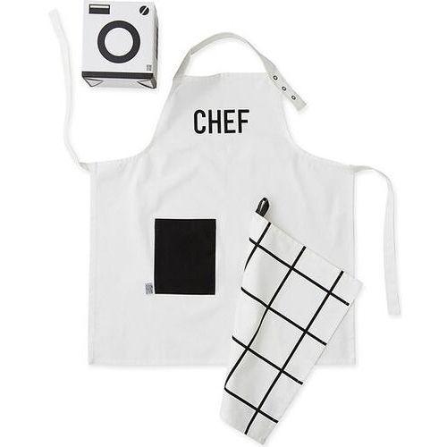 Zestaw małego szefa kuchni marki Design letters