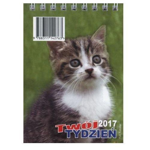 Kalendarz 2017 Twój tydzień B7 mix -. (9788311142763)
