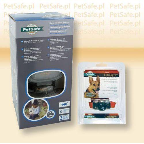 Pastuch elektryczny PetSafe dla kota i psa