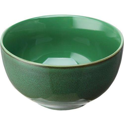 Salaterka porcelanowa - zielona