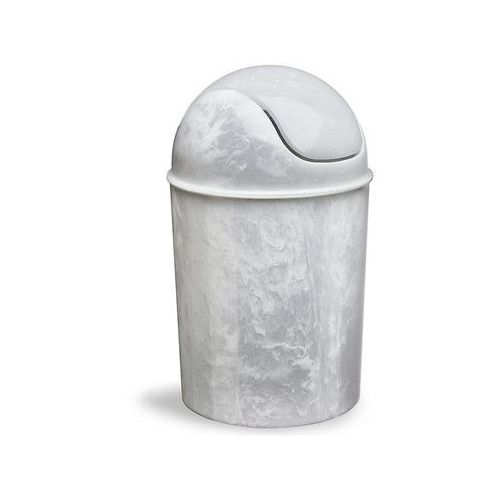 - mini can kosz na śmieci marmurkowy marki Umbra