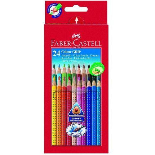 Kredki ołówkowe Grip 24 kolory (4005401124245)