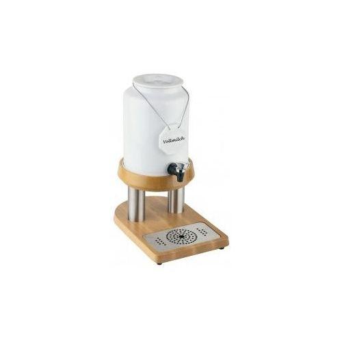 Porcelanowy pojemnik na mleko do dyspensera | 10l marki Aps