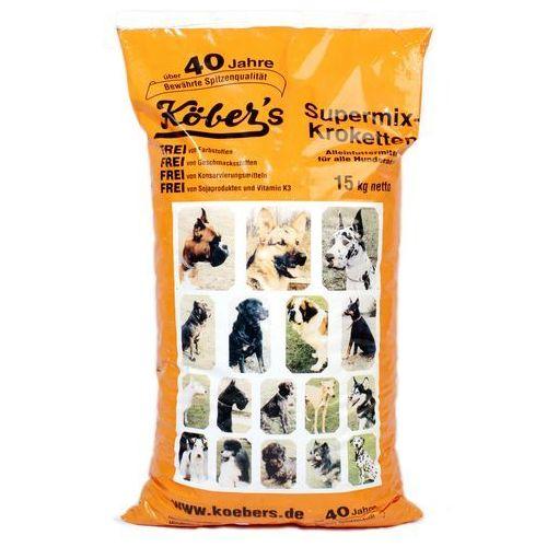 Koebers Supermix Kroketten dla psa: waga - 2 x 15kg DOSTAWA 24h GRATIS od 99zł (4001714309126)