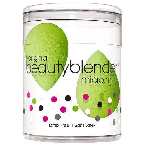 Beauty Blender Mini Green | 2 miniaturowe gąbeczki do makijażu