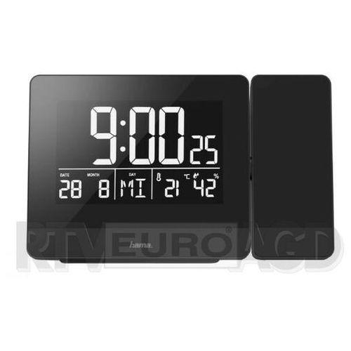 Hama zegar budzik plus charge z projektorem (4047443425812)