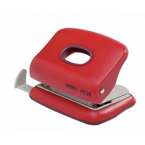 Dziurkacz mini Rapid Fashion FC20 23256402 - czerwony