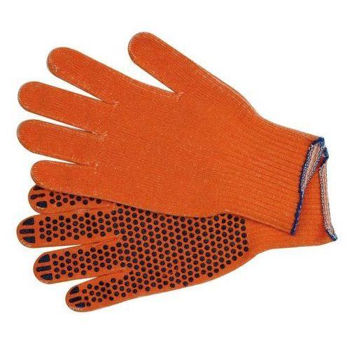 Rękawice robocze VOREL 74102 Pomarańczowy (rozmiar 8)