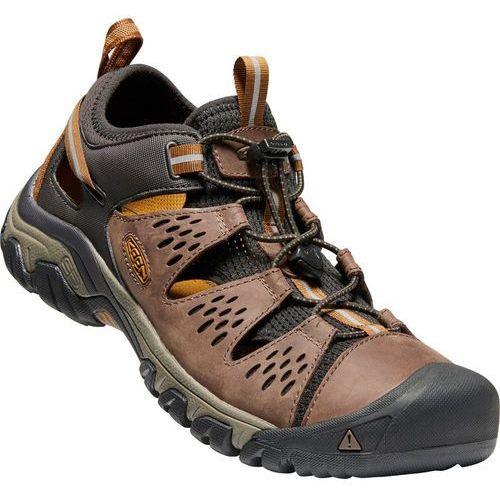 Keen Arroyo III Sandały Mężczyźni brązowy US 9,5 | EU 42,5 2018 Sandały sportowe (0191190081662)