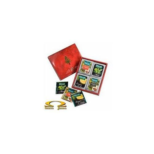 Dilmah Herbata  christmas gift - 40 torebek