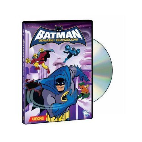 Film GALAPAGOS Batman: Odważni i bezwzględni (Cz. 4) Batman: The Brave and the Bold