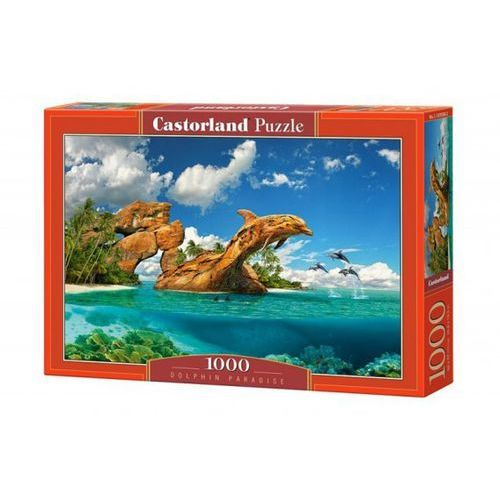 1000 ELEMENTÓW Raj dla Delfinów