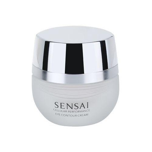 Sensai Cellular Performance Standard przeciwzmarszczkowy krem pod oczy 15 ml z kategorii Kremy pod oczy
