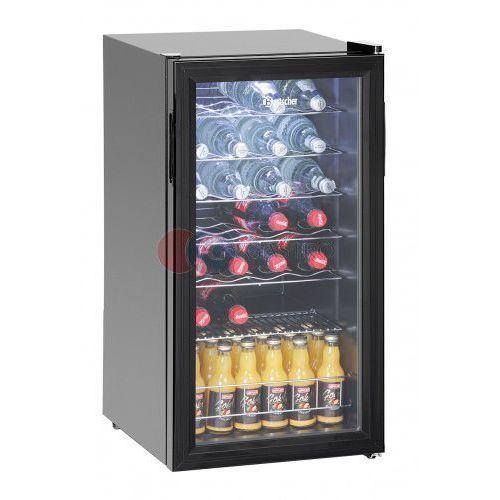 Barowa szafa chłodnicza 28 butelek/88 l Bartscher 700082G, 700082G