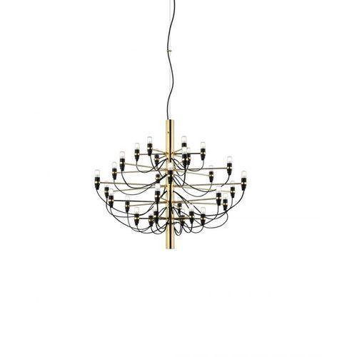 2097-Lampa wisząca 30-punktowa Stal ø88cm