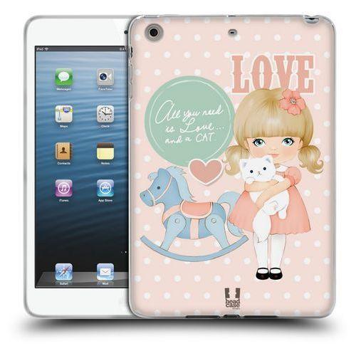 Etui silikonowe na tablet - vintage baby dolls ashley od producenta Head case