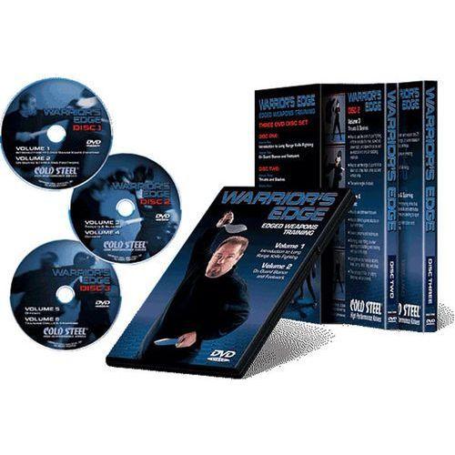 Dvd  warrior's edge (vdwep) wyprodukowany przez Cold steel
