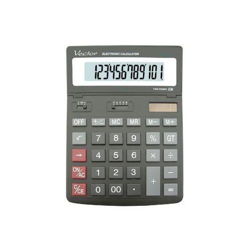 Kalkulator VECTOR DK-206, KAV DK-206 BLK - Dobra cena!