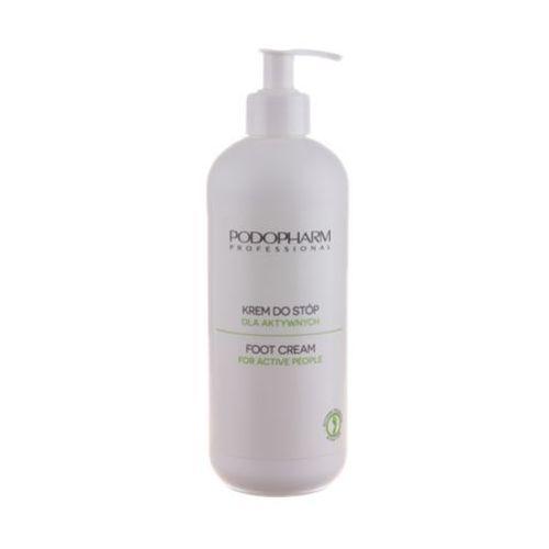 Podopharm  foot cream for active people krem do stóp dla aktywnych (500 ml)