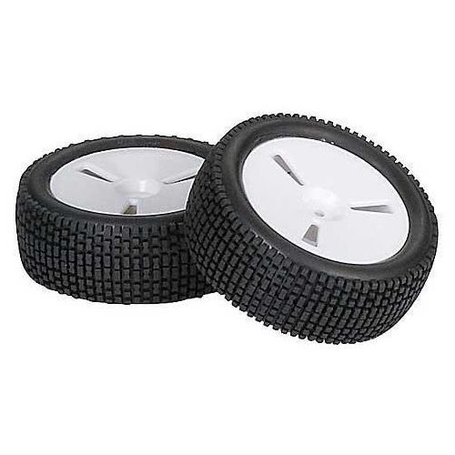 Rchobby E-duke 1/10 scale ep buggy tire front- competition