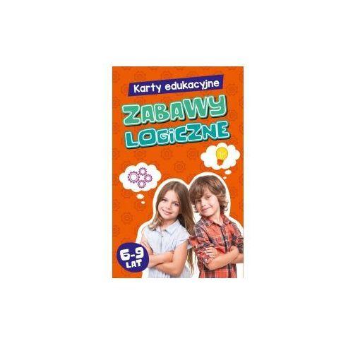 Karty edukacyjne. zabawy logiczne. 6-9 lat marki Edgard