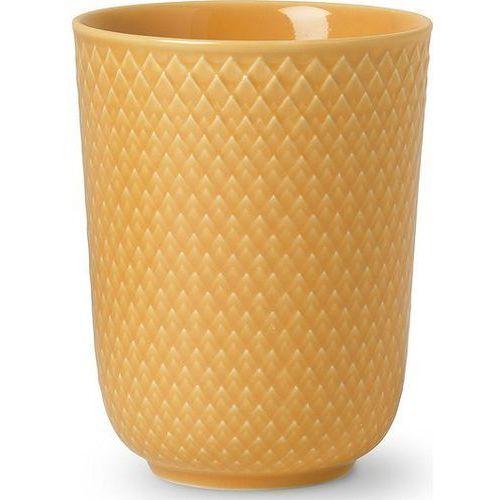 Kubek rhombe żółty marki Lyngby
