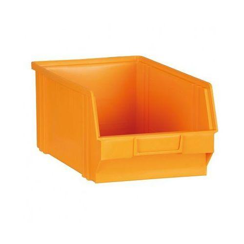 Artplast Plastikowe pojemniki, 146x237x124 mm, żółte (8010693069002)