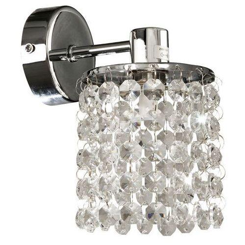 Candellux Oprawa lampa ścienna royal 1x40w g9 chrom/kryształ 21-08421 (5906714708421)