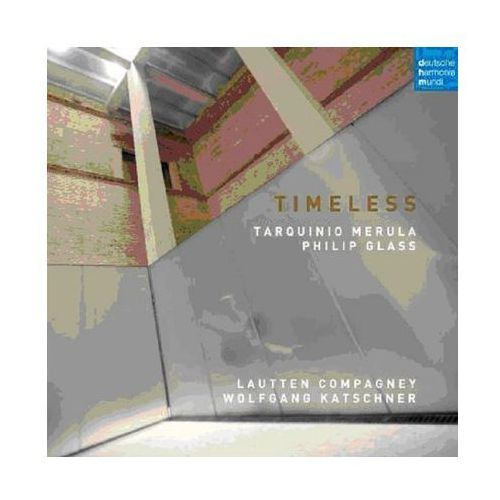 Timeless - Music By Merula And Glass (CD) - Lautten Compagney