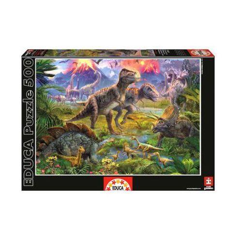 EDUCA 500 EL. Spotkanie Dinosaurów