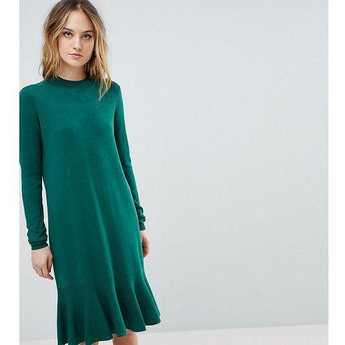 3227ab6cad Suknie i sukienki Kolor  zielony