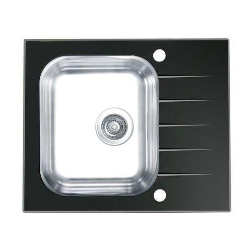 Alveus Zlewozmywak szklany glossy 10 (5901171237521)