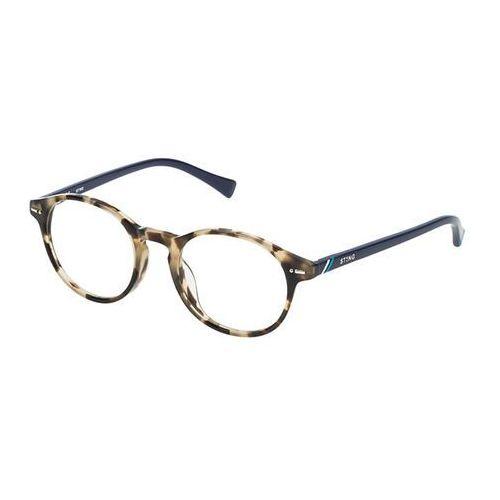 Okulary korekcyjne vsj612h 0960 marki Sting