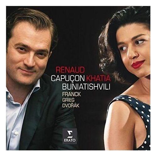 Franck, Dvorak, Grieg: Sonatas For Violin And Piano, 2564625018