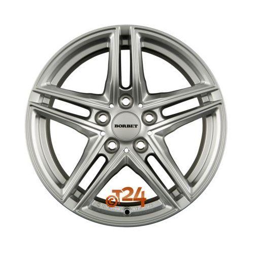 Felga aluminiowa xr 17 8 5x120 - kup dziś, zapłać za 30 dni marki Borbet
