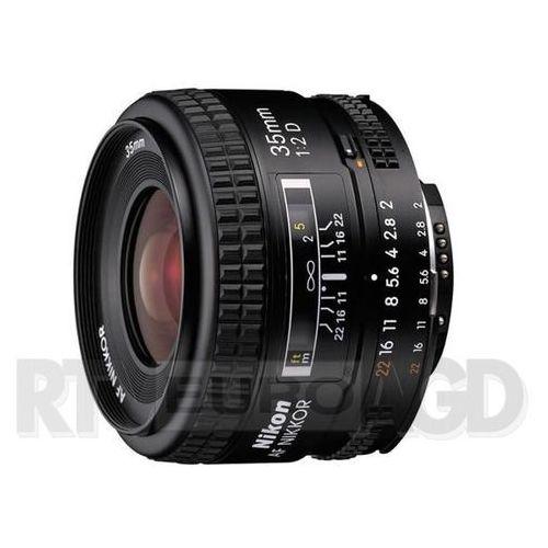 Nikon  af 35mm f/2 d nikkor - produkt w magazynie - szybka wysyłka! (4960759018489)
