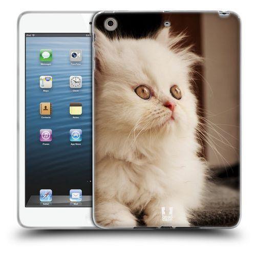 Head case Etui silikonowe na tablet - popularne rasy kotów pers biały