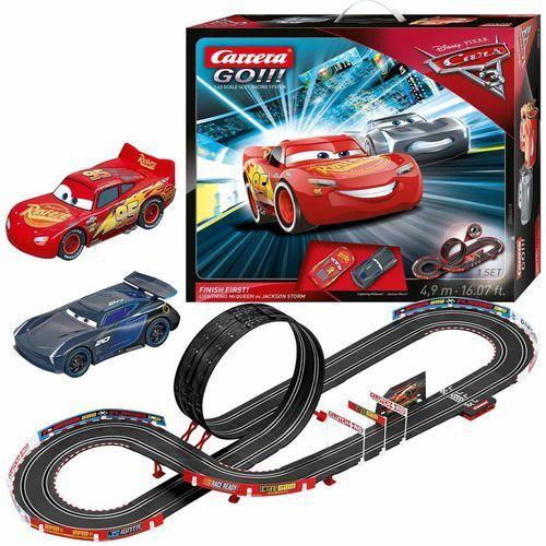 GO!!! Cars 3 - Finish First! - DARMOWA DOSTAWA!!!, 1_601991