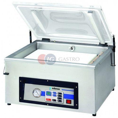 Pakowarka próżniowa stołowa z czasową regulacją próżni 20 m3/h vac-20 dt l marki Edenox