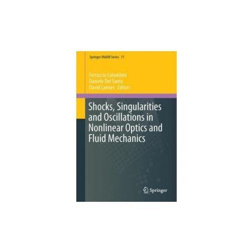 Shocks, Singularities and Oscillations in Nonlinear Optics and Fluid Mechanics