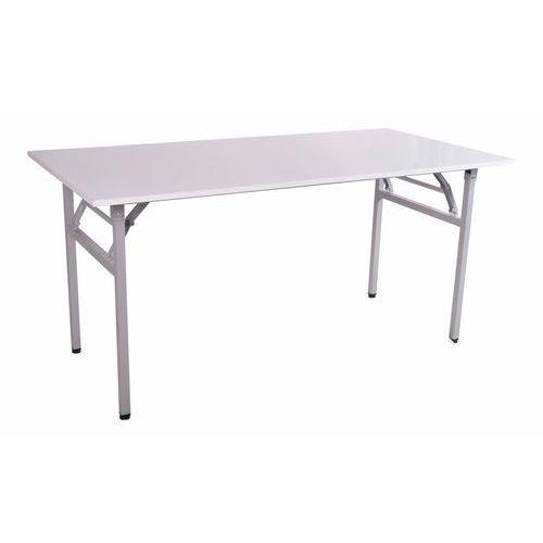 Stół bankietowy składany 180x90 Biały, FI-0079