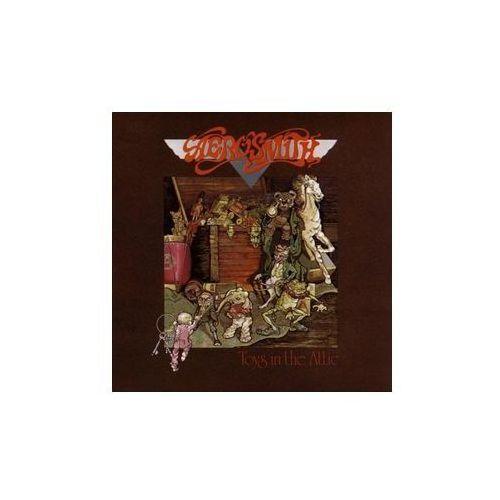 AEROSMITH - TOYS IN THE ATTIC (CD)