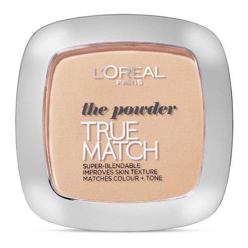 L'OREAL True Match Powder puder prasowany R2-C2 Rose Vanilla 9g, 3600520932903