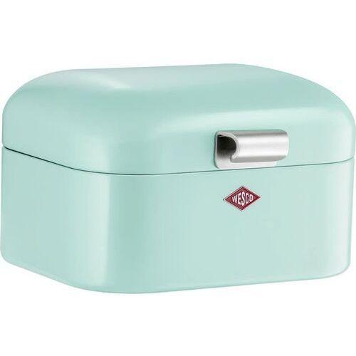 Wesco - pojemnik na pieczywo mini grandy - jasny niebieski - niebieski